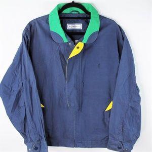 Yves Saint Laurent Jackets & Coats - VTG Yves Saint Laurent YSL Colorblock Jacket